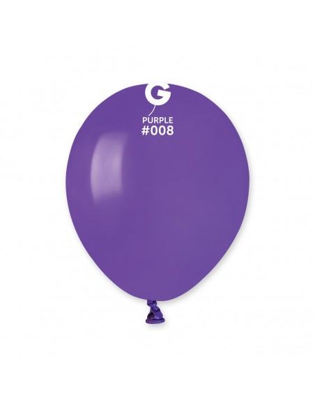 Gemar Standard 13cm - 5 inch - Purple No.008 - A50 - 100 pz