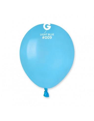 Gemar Standard 13cm - 5 inch - Light Blue No.009 - A50 - 100 pz
