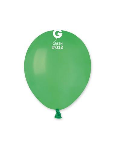 Gemar Standard 13cm - 5 inch - Green No.012 - A50 - 100 pz