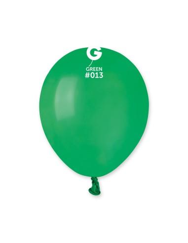 Gemar Standard 13cm - 5 inch - Green No.013 - A50 - 100 pz