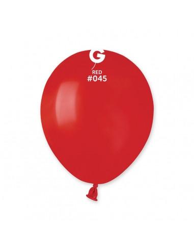 Gemar Standard 13cm - 5 inch - Red No.045 - A50 - 100 pz