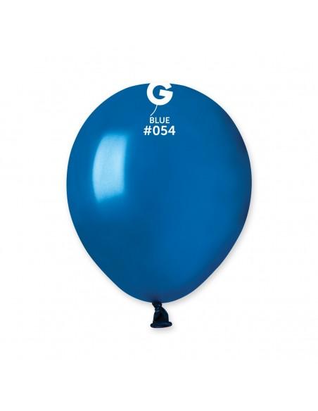 Gemar Metallic 13cm - 5 inch - Blue No.054 - AM50 - 100 pz