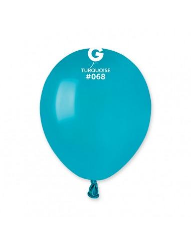 Gemar Standard 13cm - 5 inch - Turquoise No.068 - A50 - 100 pz