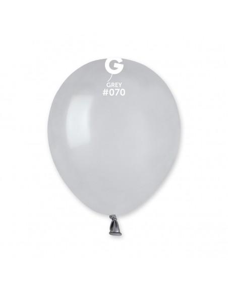 Gemar Standard 13cm - 5 inch - Grey No.070 - A50 - 100 pz