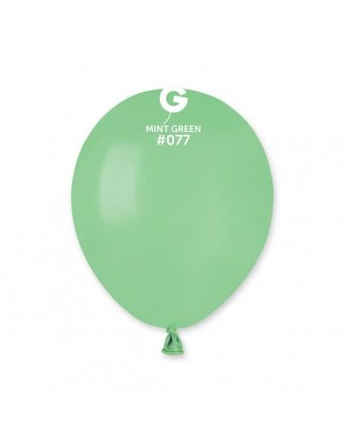 Gemar Standard 13cm - 5 inch - Mint Green No.077 - A50 - 100 pz