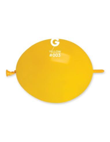 Gemar Standard 16cm - 6 inch - Yellow No.003 - GL6 - 100 pz