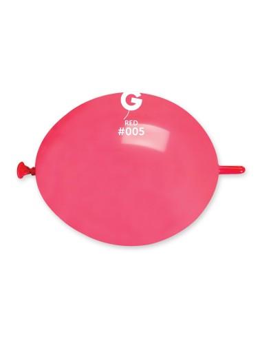 Gemar Standard 16cm - 6 inch - Red No.005 - GL6 - 100 pz