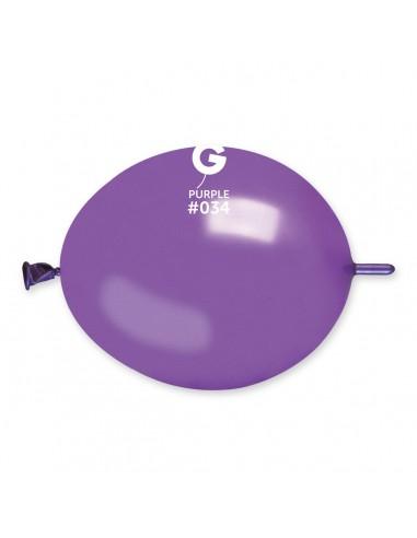 Gemar Metallic 16cm - 6 inch - Purple No.034 - GLM6 - 100 pz