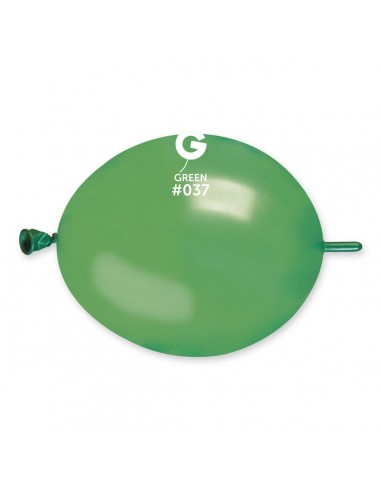 Gemar Metallic 16cm - 6 inch - Green No.037 - GLM6 - 100 pz