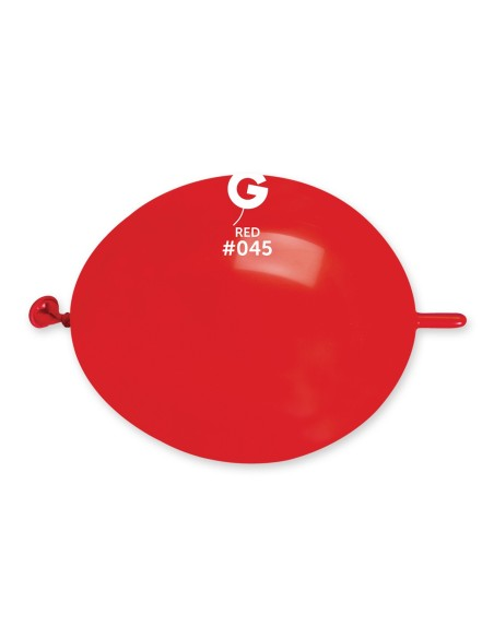 Gemar Standard 16cm - 6 inch - Red No.045 - GL6 - 100 pz