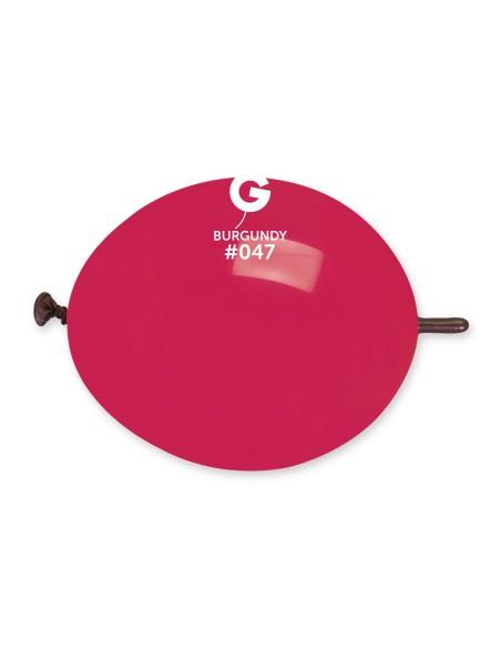 Gemar Standard 16cm - 6 inch - Burgundy No.047 - GL6 - 100 pz