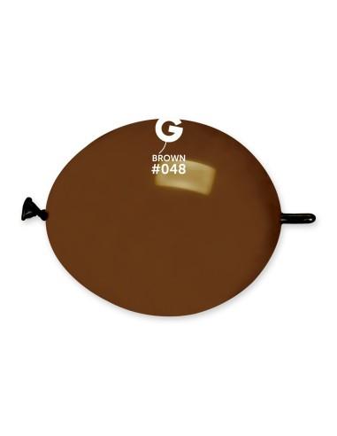 Gemar Standard 16cm - 6 inch - Brown No.048 - GL6 - 100 pz