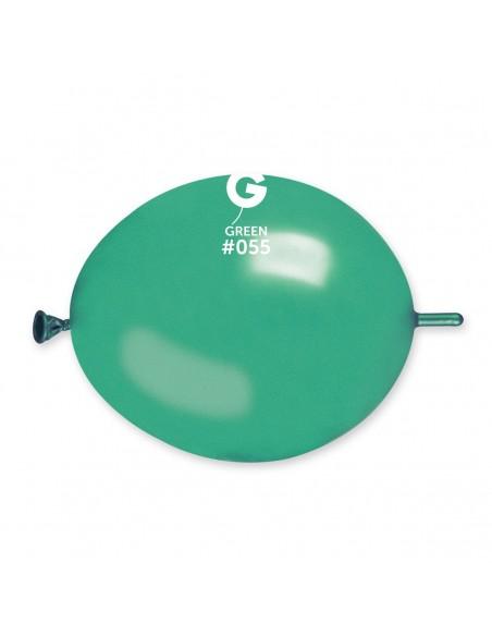 Gemar Metallic 16cm - 6 inch - Green No.055 - GLM6 - 100 pz