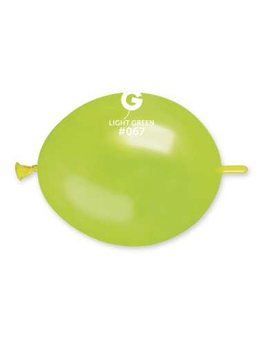 Gemar Metallic 16cm - 6 inch - Light Green No.067 - GLM6 - 100 pz