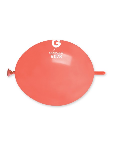 Gemar Standard 16cm - 6 inch - Corallo No.078 - GL6 - 100 pz