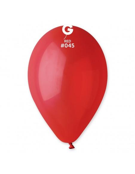 Gemar Standard 26cm - 10 inch - Red No.045 - G90 - 100 pz