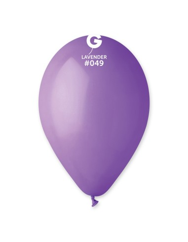 Gemar Standard 26cm - 10 inch - Lavender No.049 - G90 - 100 pz