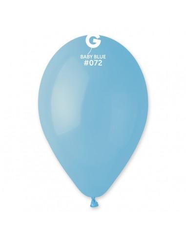 Gemar Standard 26cm - 10 inch - Baby Blue No.072 - G90 - 100 pz