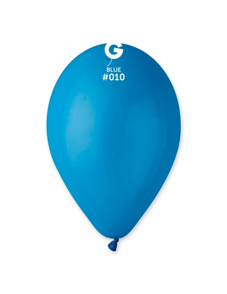 Gemar Standard 30cm - 12 inch - Blue No.010 - G110 - 100 pz