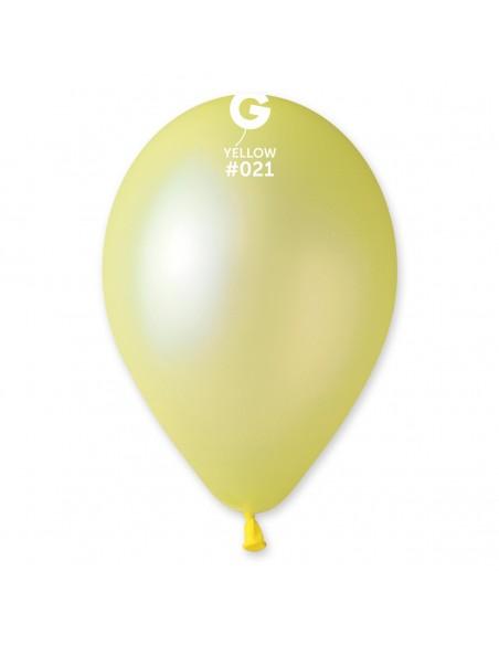 Gemar Neon 30cm - 12 inch - Yellow No.021 - GF110 - 100 pz