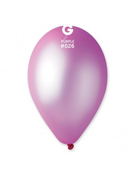 Gemar Neon 30cm - 12 inch - Purple No.026 - GF110 - 100 pz
