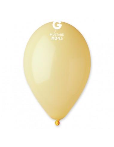 Gemar Standard 30cm - 12 inch - Mustard No.043 - G110 - 100 pz