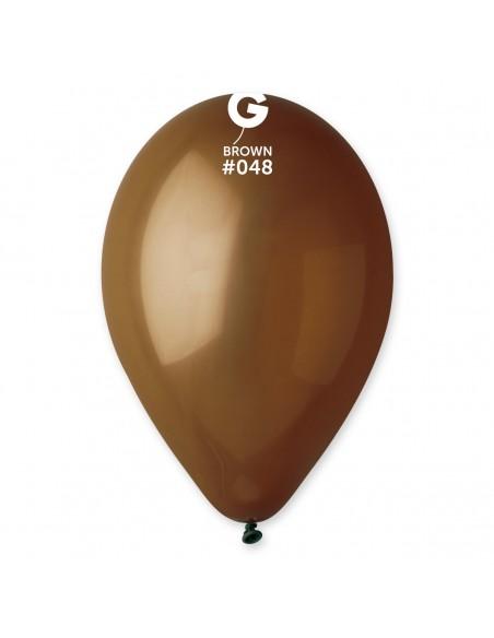 Gemar Standard 30cm - 12 inch - Brown No.048 - G110 - 100 pz