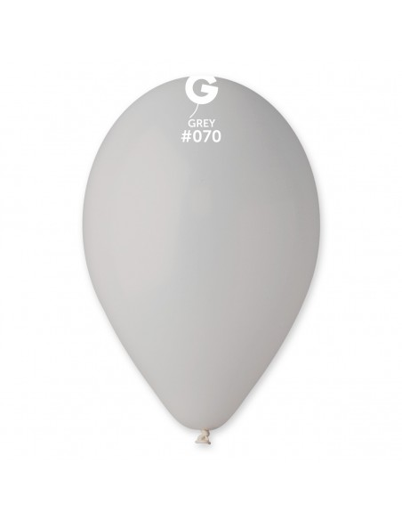 Gemar Standard 30cm - 12 inch - Grey No.070 - G110 - 100 pz