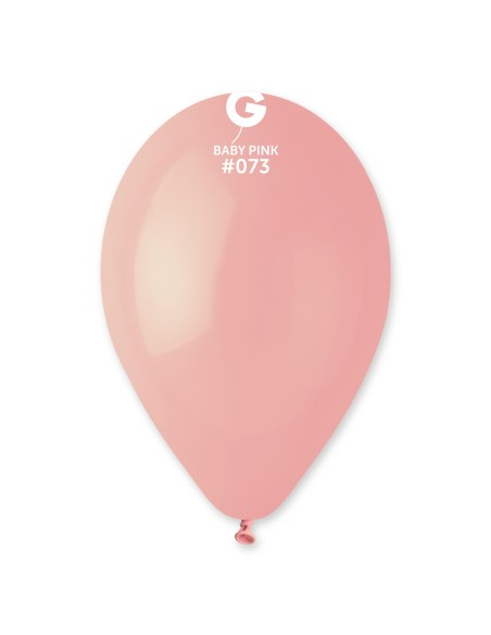 Gemar Standard 30cm - 12 inch - Baby Pink No.073 - G110 - 100 pz
