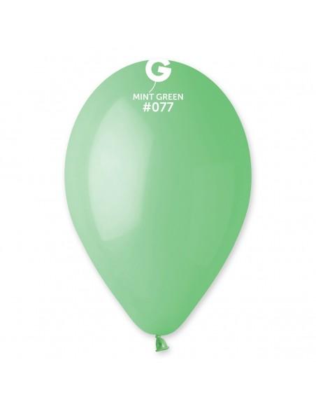 Gemar Standard 30cm - 12 inch - Mint Green No.077 - G110 - 100 pz