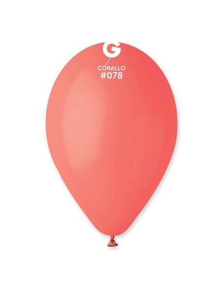 Gemar Standard 30cm - 12 inch - Corallo No.078 - G110 - 100 pz