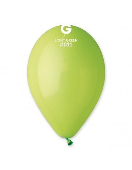 Gemar Standard 33cm - 13 inch - Light Green No.011 - G120 - 100 pz