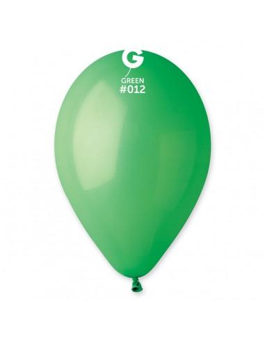 Gemar Standard 33cm - 13 inch - Green No.012 - G120 - 100 pz