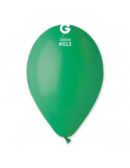 Gemar Standard 33cm - 13 inch - Green No.013 - G120 - 100 pz