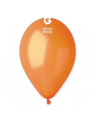 Gemar Metallic 30cm - 12 inch - Orange No.031 - GM120 - 100 pz