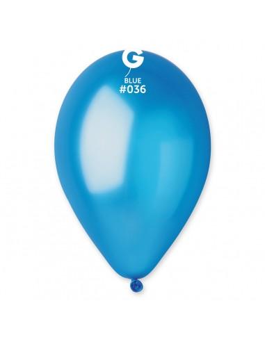 Gemar Metallic 30cm - 12 inch - Blue No.036 - GM120 - 100 pz