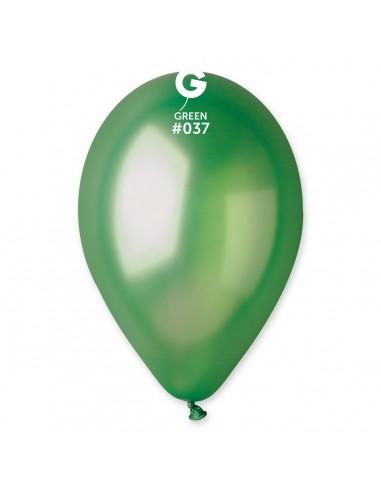 Gemar Metallic 30cm - 12 inch - Green No.037 - GM120 - 100 pz