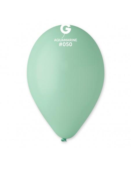 Gemar Standard 33cm - 13 inch - Aquamarine No.050 - G120 - 100 pz