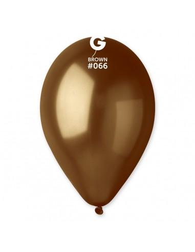 Gemar Metallic 30cm - 12 inch - Brown No.066 - GM120 - 100 pz
