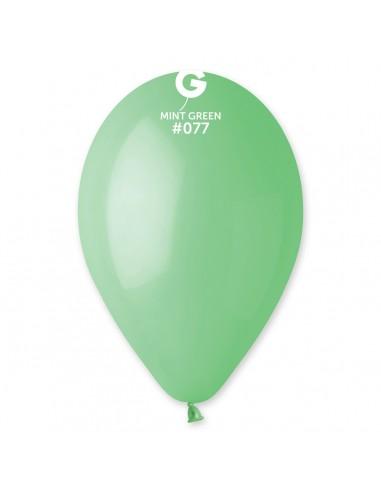 Gemar Standard 33cm - 13 inch - Mint Green No.077 - G120 - 100 pz