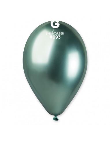 Gemar Shiny 33cm - 13 inch - Shiny Green No.093 - GB120 - 50 pz