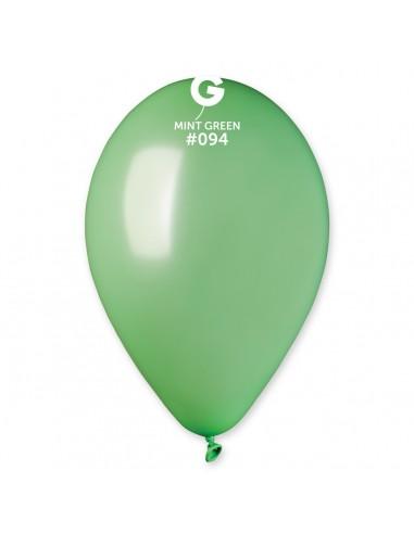 Gemar Metallic 30cm - 12 inch - Mint Green No.094 - GM120 - 50 pz