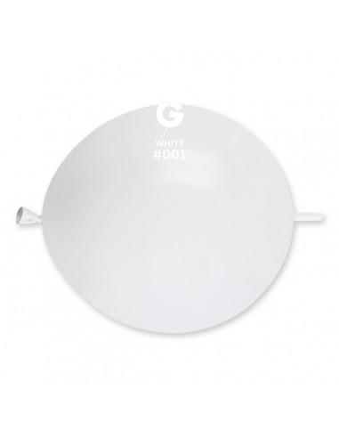 Gemar Standard 33cm - 13 inch - White No.001 - GL13 - 100 pz