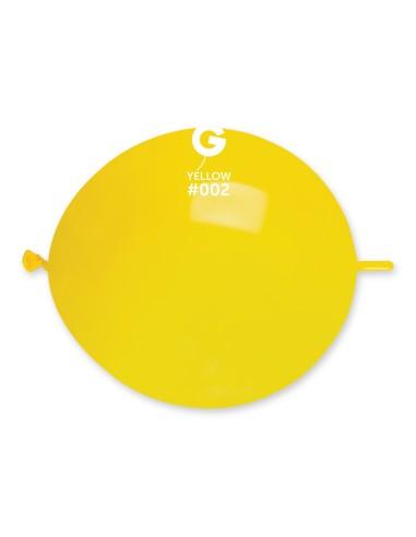 Gemar Standard 33cm - 13 inch - Yellow No.002 - GL13 - 100 pz