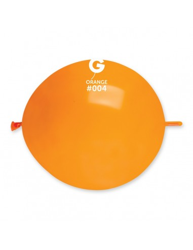 Gemar Standard 33cm - 13 inch - Orange No.004 - GL13 - 100 pz