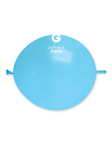 Gemar Standard 33cm - 13 inch - Light Blue No.009 - GL13 - 100 pz