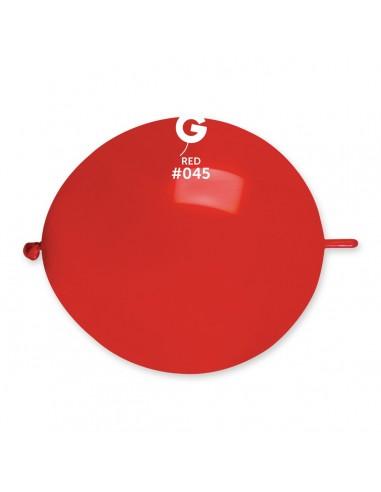 Gemar Standard 33cm - 13 inch - Red No.045 - GL13 - 100 pz