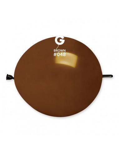 Gemar Standard 33cm - 13 inch - Brown No.048 - GL13 - 100 pz