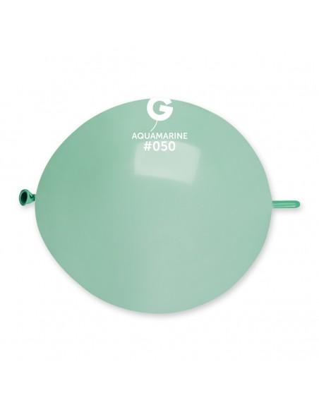 Gemar Standard 33cm - 13 inch - Aquamarine No.050 - GL13 - 100 pz