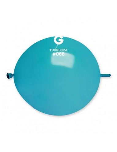 Gemar Standard 33cm - 13 inch - Turquoise No.068 - GL13 - 100 pz